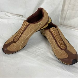 Unique Puma Western Design Shoes Sz 10W